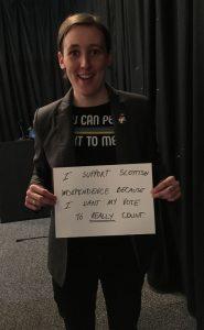 Mairi Black's Reason #SNP19