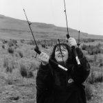 Hazel flying kite 2005